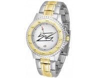 University Of Akron Zips Mens Watch - Competitor Two-Tone