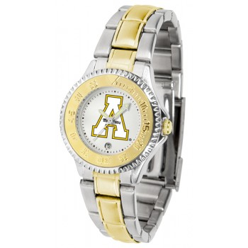 Appalachian State University Mountaineers Ladies Watch - Competitor Two-Tone