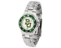 Baylor University Bears Ladies Watch - Competitor Steel Band