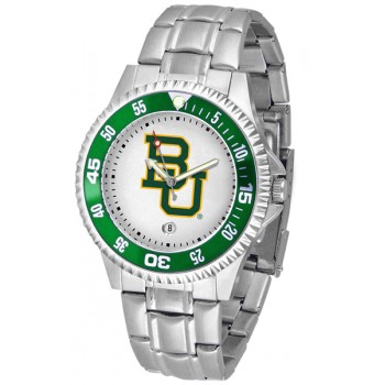 Baylor University Bears Mens Watch - Competitor Steel Band