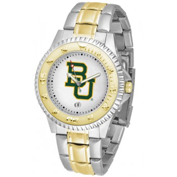 Baylor University Bears Mens Watch - Competitor Two-Tone