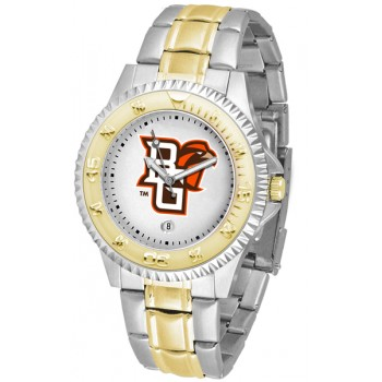 Bowling Green State University Falcons Mens Watch - Competitor Two-Tone