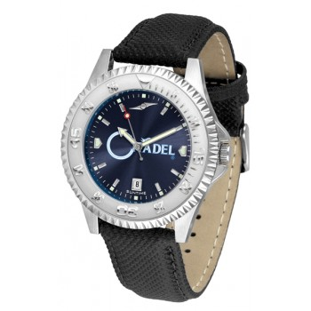 The Citadel Mens Watch - Competitor Anochrome Poly/Leather Band