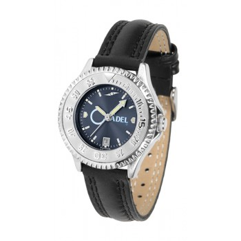 The Citadel Ladies Watch - Competitor Anochrome Poly/Leather Band