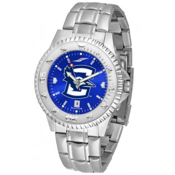 Creighton University Bluejays Mens Watch - Competitor Anochrome Steel Band