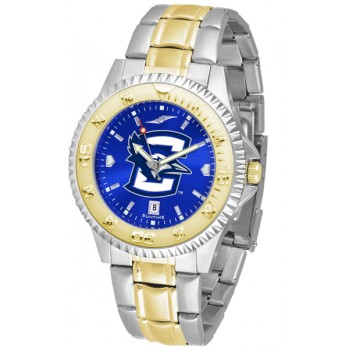 Creighton University Bluejays Mens Watch - Competitor Anochrome Two-Tone
