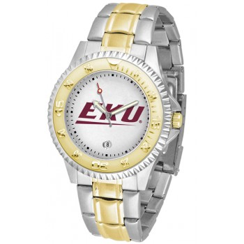 Eastern Kentucky University Colonels Mens Watch - Competitor Two-Tone
