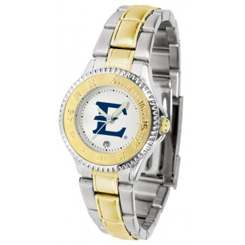 East Tennessee State University Buccaneers Ladies Watch - Competitor Two-Tone