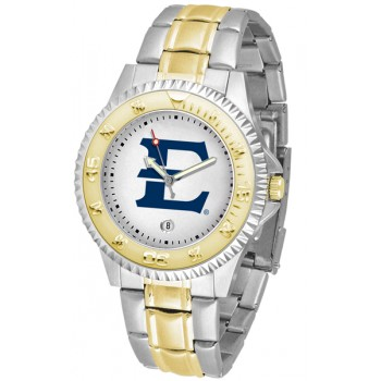 East Tennessee State University Buccaneers Mens Watch - Competitor Two-Tone