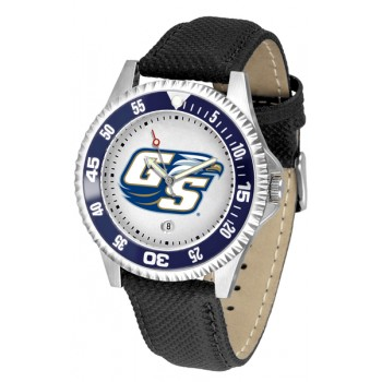 Georgia Southern University Eagles Mens Watch - Competitor Poly/Leather Band