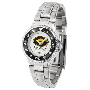 Grambling State University Tigers Ladies Watch - Competitor Steel Band