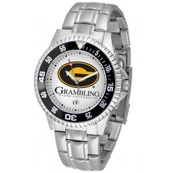 Grambling State University Tigers Mens Watch - Competitor Steel Band