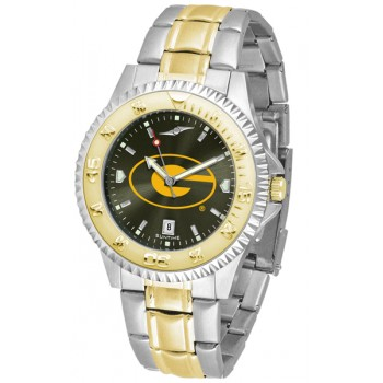 Grambling State University Tigers Mens Watch - Competitor Anochrome Two-Tone
