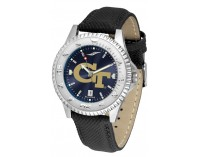 Georgia Institute Of Technology Yellow Jackets Mens Watch - ...