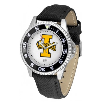 University Of Idaho Vandals Mens Watch - Competitor Poly/Leather Band