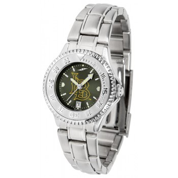 California State University Long Beach Ladies Watch - Competitor Anochrome Steel Band
