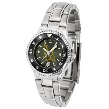 California State University Long Beach Ladies Watch - Competitor Anochrome - Colored Bezel - Steel Band