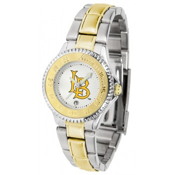 California State University Long Beach Ladies Watch - Competitor Two-Tone