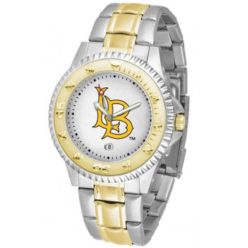 California State University Long Beach Mens Watch - Competitor Two-Tone