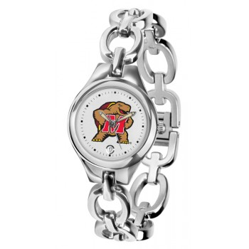 University Of Maryland Terrapins Ladies Watch - Gameday Eclipse Series