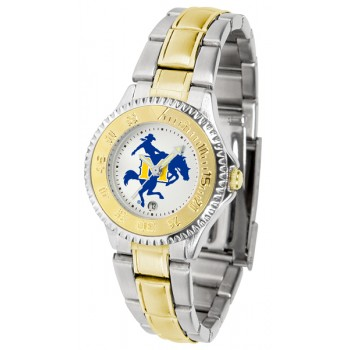 Mcneese State University Cowboys Ladies Watch - Competitor Two-Tone