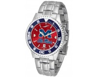 University Of Mississippi Ole Miss Rebels Mens Watch - ...
