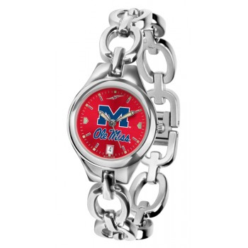 University Of Mississippi Ole Miss Rebels Ladies Watch - Anochrome Eclipse Series