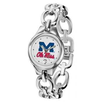 University Of Mississippi Ole Miss Rebels Ladies Watch - Gameday Eclipse Series