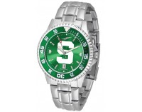 Michigan State University Spartans Mens Watch - Competitor ...