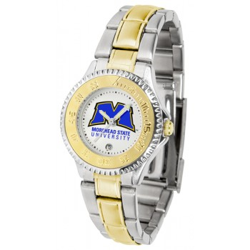 Morehead State University Eagles Ladies Watch - Competitor Two-Tone
