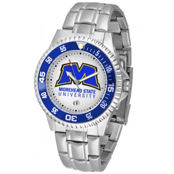 Morehead State University Eagles Mens Watch - Competitor Steel Band