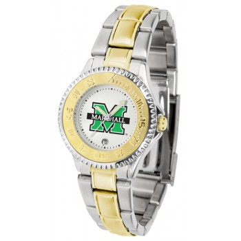 Marshall University The Herd Ladies Watch - Competitor Two-Tone