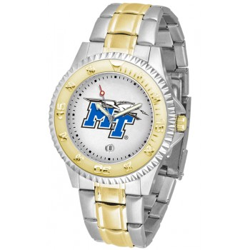 Middle Tennessee State University Blue Raiders Mens Watch - Competitor Two-Tone