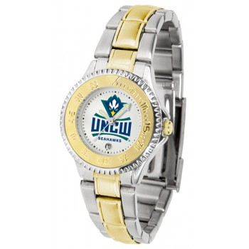 University Of North Carolina At Wilmington Ladies Watch - Competitor Two-Tone