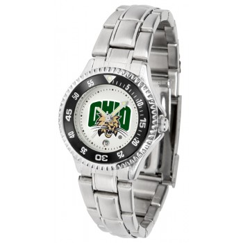 Ohio University Bobcats Ladies Watch - Competitor Steel Band