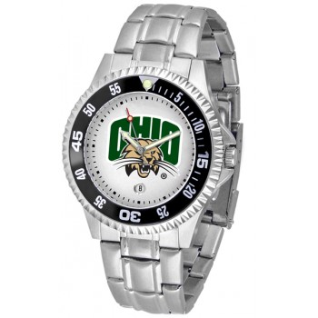 Ohio University Bobcats Mens Watch - Competitor Steel Band