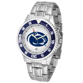 Pennsylvania State University Nittany Lions Mens Watch - Competitor Steel Band