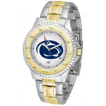 Pennsylvania State University Nittany Lions Mens Watch - Competitor Two-Tone