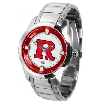 Rutgers Scarlett Knights Mens Watch - Titan Series