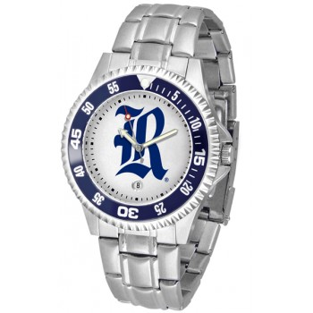 Rice University Owls Mens Watch - Competitor Steel Band