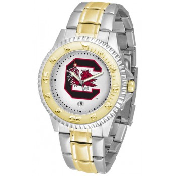 University Of South Carolina Gamecocks Mens Watch - Competitor Two-Tone