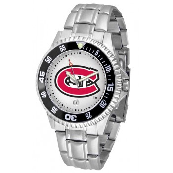 St. Cloud State University Huskies Mens Watch - Competitor Steel Band