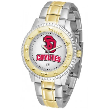 University Of South Dakota Coyotes Mens Watch - Competitor Two-Tone