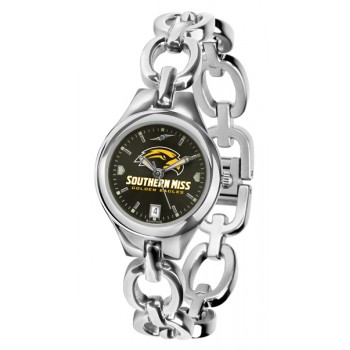 University Of Southern Mississippi Eagles Ladies Watch - Anochrome Eclipse Series