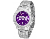 Texas Christian University Horned Frogs Mens Watch - ...
