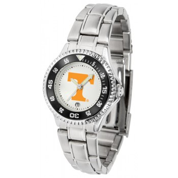 University Of Tennessee Volunteers Ladies Watch - Competitor Steel Band