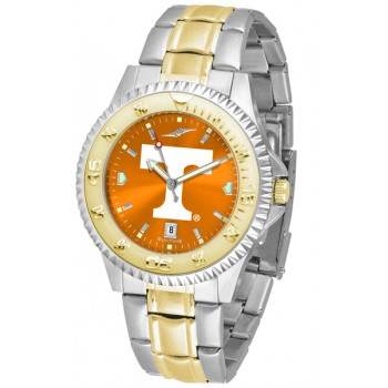 University Of Tennessee Volunteers Mens Watch - Competitor Anochrome Two-Tone