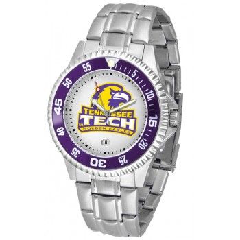 Tennessee Tech University Golden Eagles Mens Watch - Competitor Steel Band