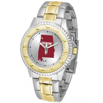Troy University Trojans Mens Watch - Competitor Two-Tone