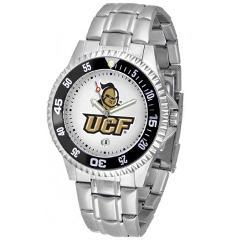 University Of Central Florida Golden Knight Mens Watch - Competitor Steel Band